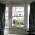 Best Curtain Rail Bay Windows Ideas Home Decor