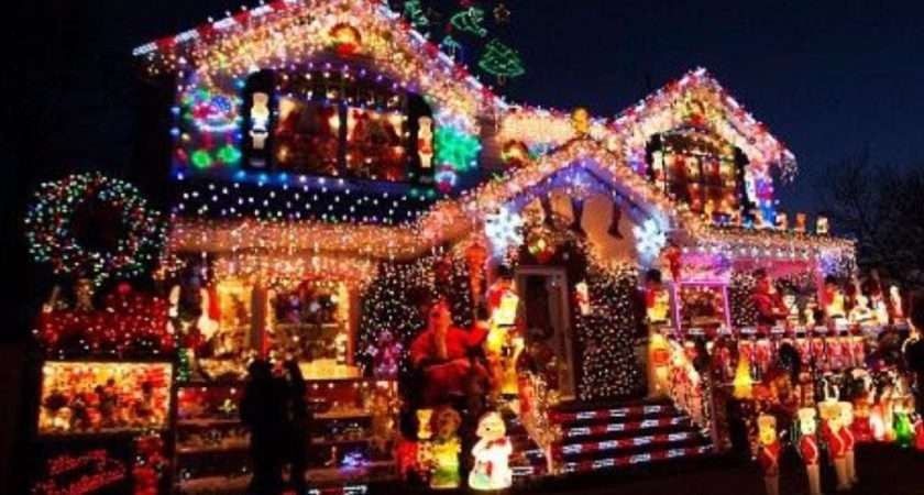 Best Decorated Christmas House Contest Kevin Szabo