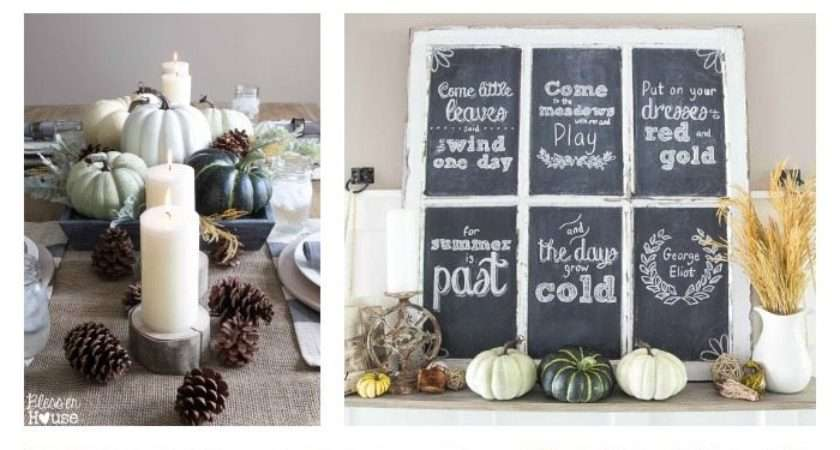 Best Fall Decor Budget Bless House