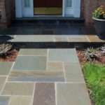 Best Flagstone Walkway Design Ideas Photos Liltigertoo