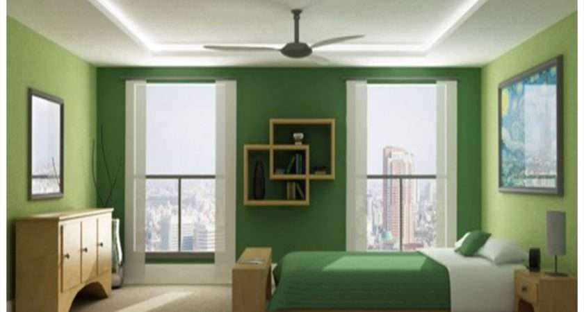 Best Green Color Scheme Interior Decorating Colors