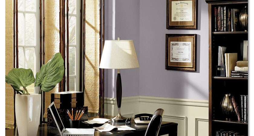 Best Home Office Paint Ideas