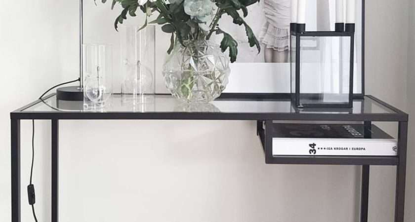 Best Ikea Console Table Ideas Pinterest Entryway