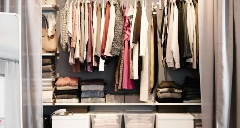 Best Ikea Wardrobes Small Spaces