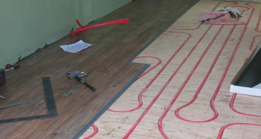 Best Laminate Flooring Radiant Heat