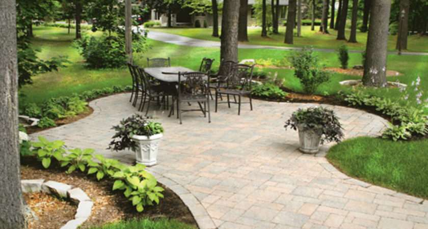 Best Old New World Patio Design Rockland County