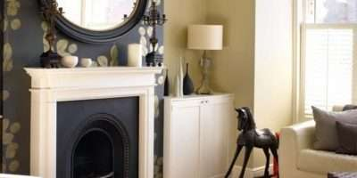 Best Paintright Colac Fireplace Feature Wall