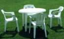 Best Patio Plastic Table Chairs Interior Design Ideas Style