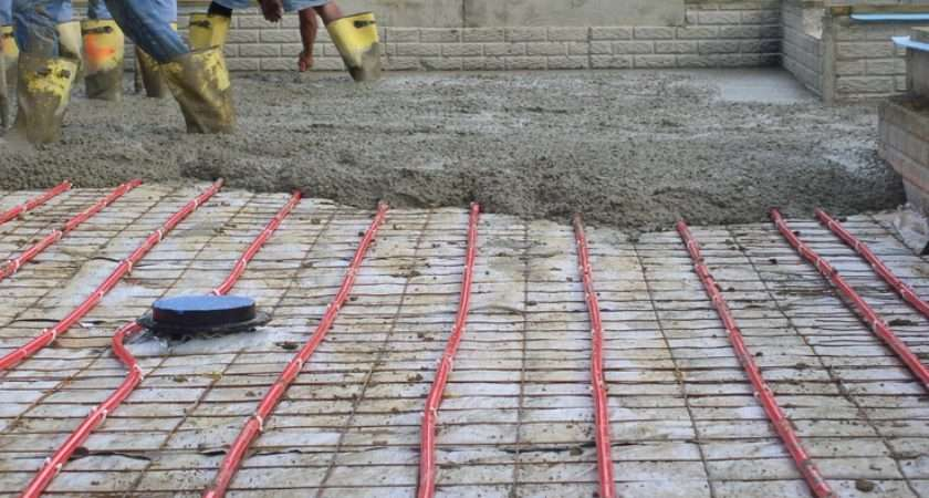 Best Radiant Floor Heating Cooling