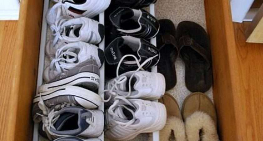 Best Shoe Tidy Ideas Pinterest Storage