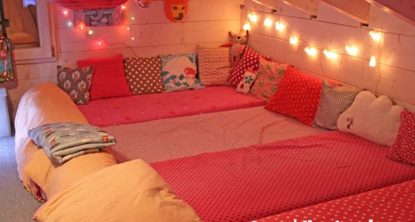 Best Sleepover Beds Ideas Pinterest