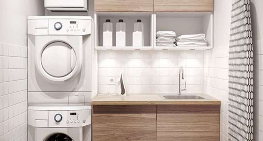 Best Small Laundry Room Ideas Photos Budget