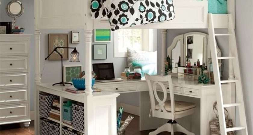 Best Teen Loft Beds Ideas Pinterest