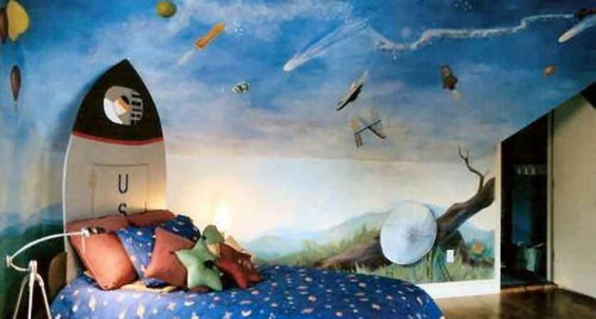 Best Tips Can Creating Space Themed Bedrooms
