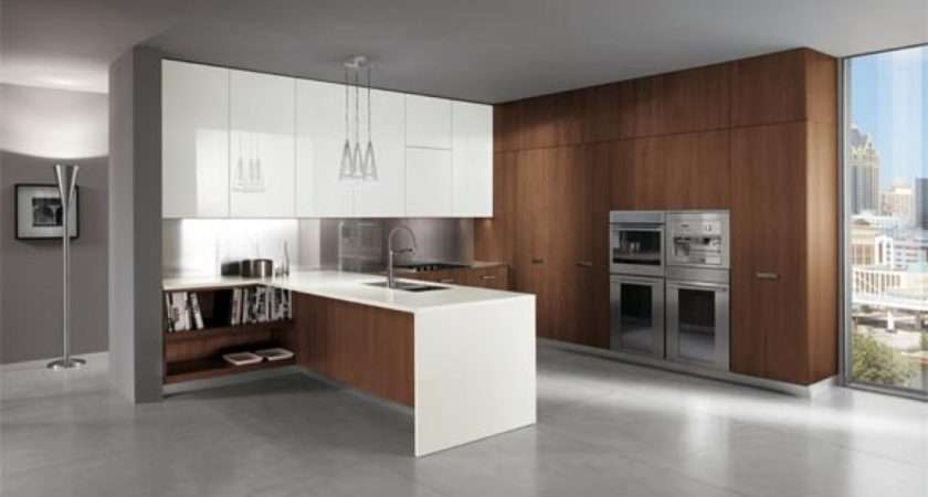 Best Ultra Modern Italian Kitchen Design