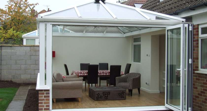 Bifolding Doors Conservatories Crystal Clear Bristol