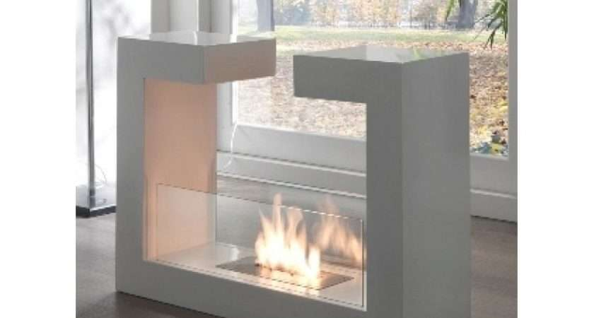 Bio Ethanol Fireplace Double Bedde Burner