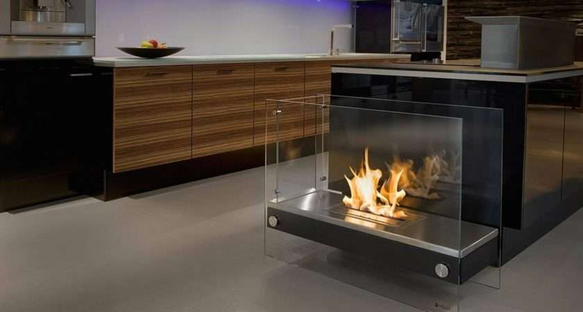 Bio Ethanol Fireplaces Geometric Designs