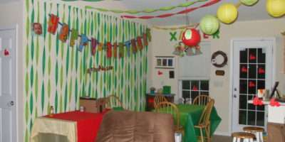 Birthday Party Decorations Home Xavier First Dma Homes