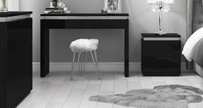 Black Bedroom Collections Furniture