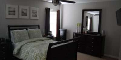 Black Grey Bedroom Furniture