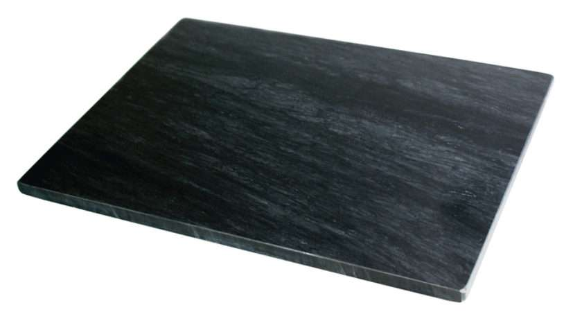 Black Marble Pastry Board Inch