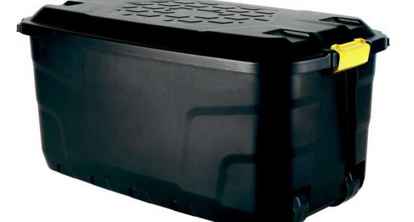 Black Storage Trunk Available Buydirect