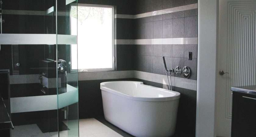 Black White Bathroom Ideas Accessories