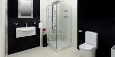 Black White Bathroom Ideas Decoration Industry Standard Design