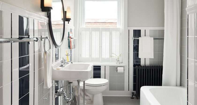 Black White Bathroom Ideas Designs Guide Decoratingfree