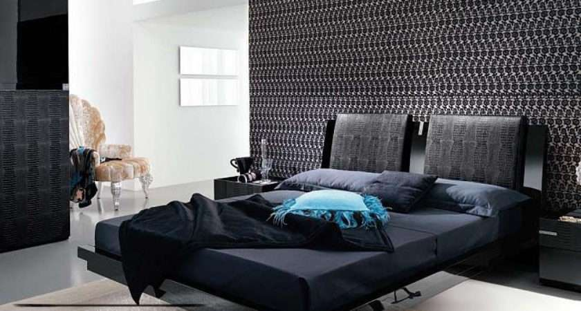 Black White Bedrooms Designs Paint Furniture Accessories