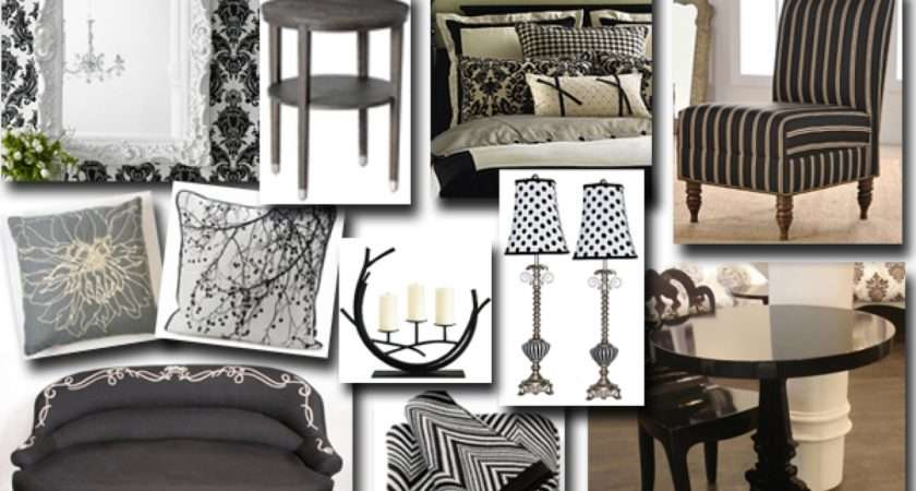 Black White Gray Home Decor Your Decorating Hotline
