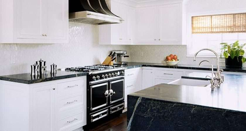 Black White Kitchens Timeless Trend Serves Every Style