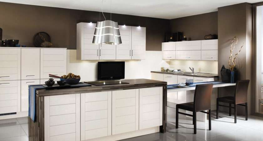 Black White Now Your Style Some Brown Kitchen Designs