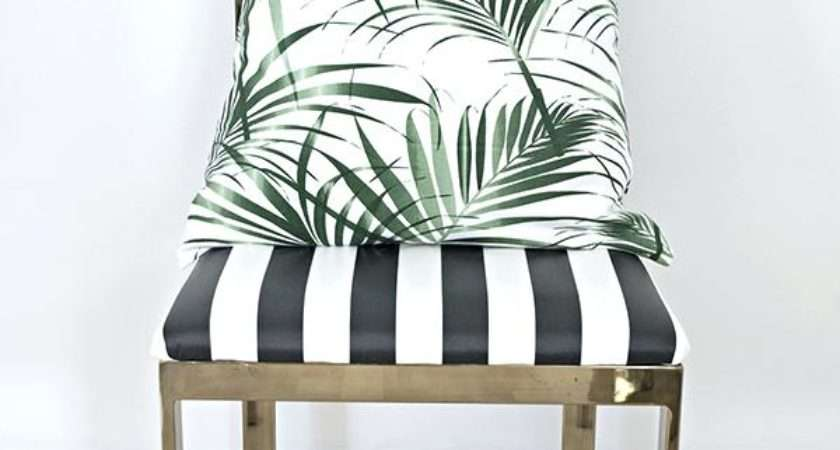 Black White Striped Furniture Best Couch Ideas