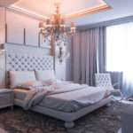 Blending Designs Create Couples Bedroom Tribune