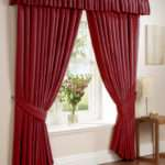 Blind Curtains Beautiful Pink Simple Designer