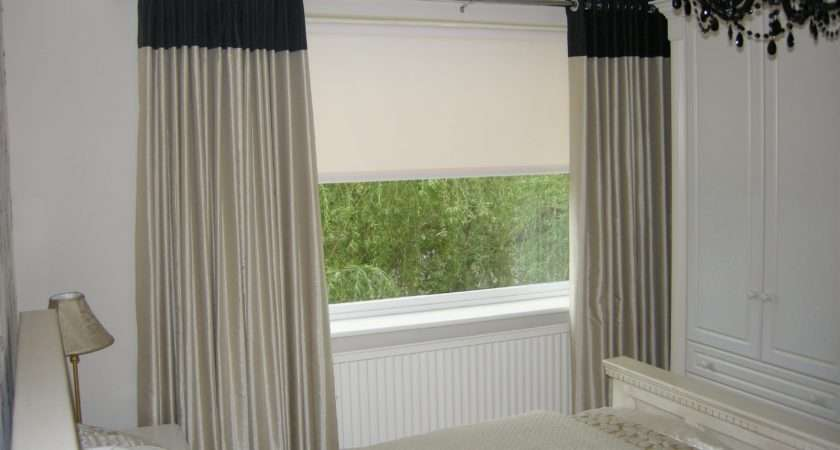 Blinds Curtains Grasscloth