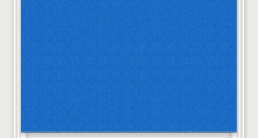 Block Blue Blackout Blinds Make Blind
