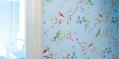 Bloompapers Blue Birds Pip Studio