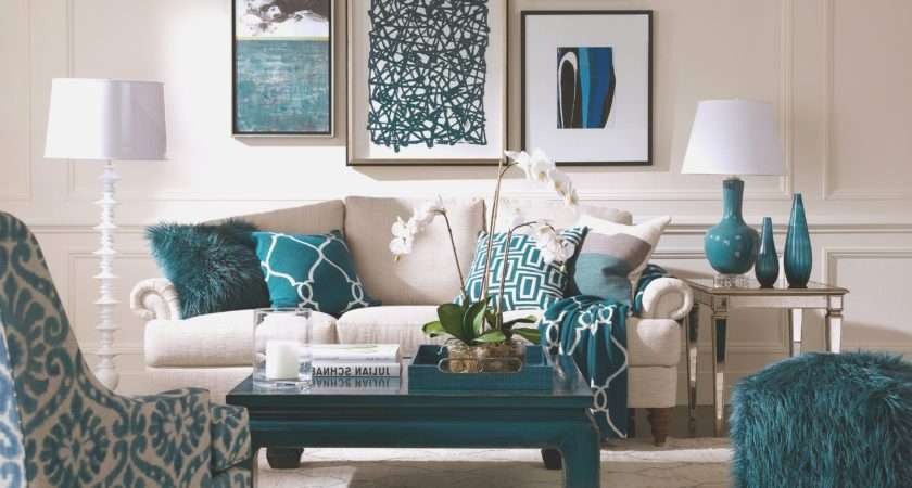 Blue Grey Cream Living Room Myfamilyliving