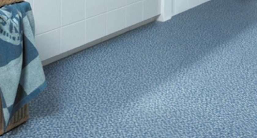 Blue Mosaic Bathroom Vinyl Flooring Carpetright Info Centre