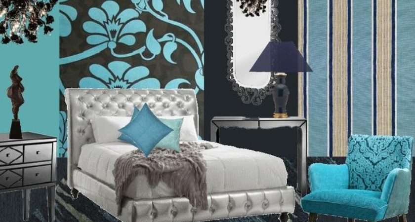 Bold Floral Right Trend Created Using