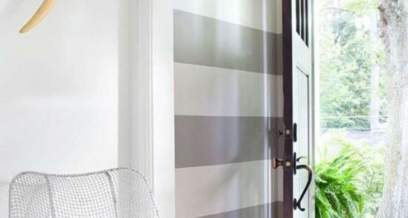 Bold Ideas Striped Walls Brit