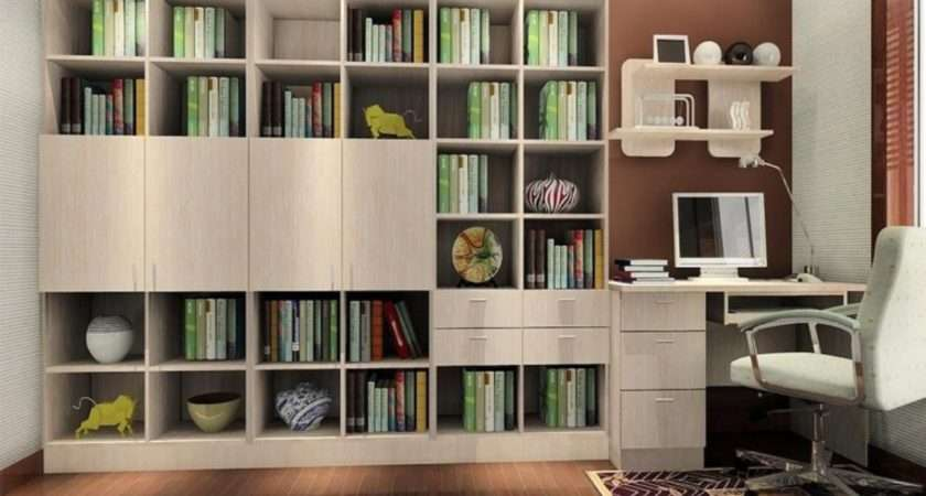 Bookcase Design Study Room Photos House