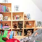 Bookshelf Ideas Kidsroom Paul Paula