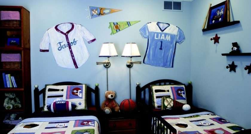 Boys Bedroom Ideas Decorating Rooms Furniture