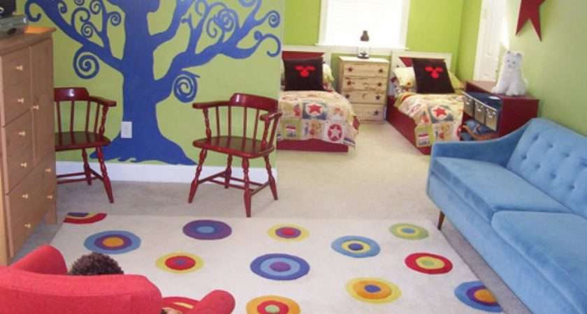 Boys Playroom Ideas Hgtv
