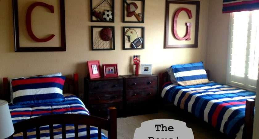 Boys Sports Bedroom Ideas One Best Design