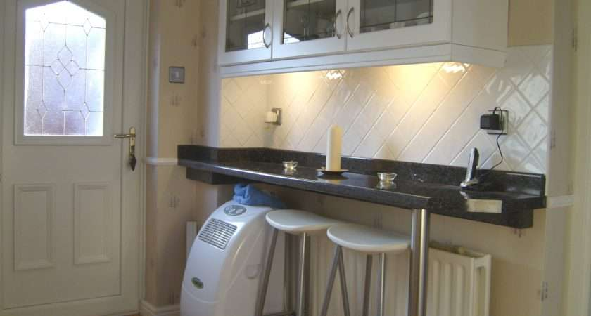 Breakfast Bar Rear Door
